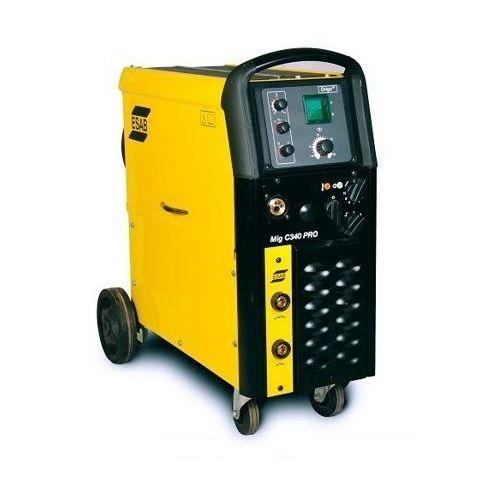Migomaty i półautomaty spawalnicze, Półautomat spawalniczy ESAB ORIGO MIG C340 PRO 4WD +DOSTAWA GRATIS +GWARANCJA PRODUCENTA
