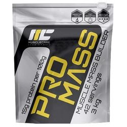 Gainer Muscle Care Pro Mass 3000g
