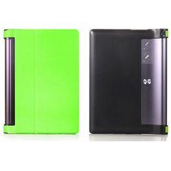 Etui Smart Cover Lenovo Yoga Tab 3 Plus 10.1 Zielone - Zielony