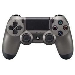 Sony Playstation 4 Dualshock - Steel Black - Gamepad - Sony PlayStation 4