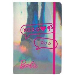 Notes/Pamiętnik holograficzny Barbie PASO