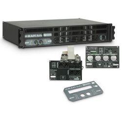 Ram Audio S 6000 DSP GPIO - Końcówka mocy PA 2 x 2950 W, 2 Ohm, z modułami DSP i GPIO Płacąc przelewem przesyłka gratis!