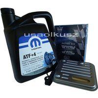 Oleje przekładniowe, Olej MOPAR ATF+4 oraz filtr automatycznej skrzyni 4SPD Plymouth Neon