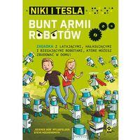 Książki dla dzieci, Bunt armii robotów. Niki i Tesla - Opracowanie zbiorowe (opr. miękka)