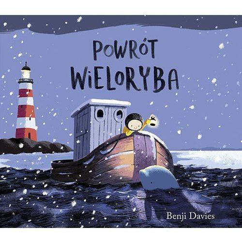 Książki dla dzieci, Powrót wieloryba (opr. twarda)