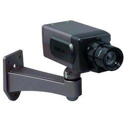 Atrapa kamery kopułkowej z imitacją obiektywu