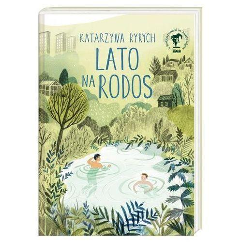 Książki dla dzieci, Lato na Rodos (opr. twarda)