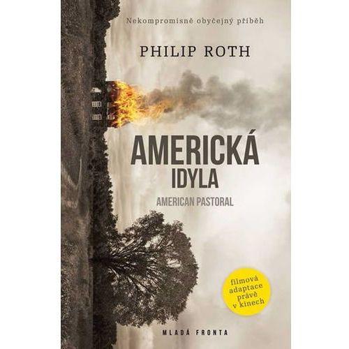 Pozostałe książki, Americká idyla Philip Roth