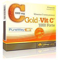 Witaminy i minerały, Olimp Gold-Vit C Forte 1000mg (Witamina C 1000mg) 30 kaps.
