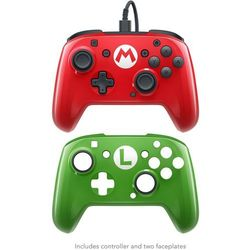 Kontroler PDP Faceoff Deluxe Pro Mario (Nintendo Switch) + Zamów z DOSTAWĄ JUTRO!