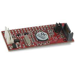 4World Adapter jednokierunkowy z płyty SATA do napędu IDE 3.5 (06536)