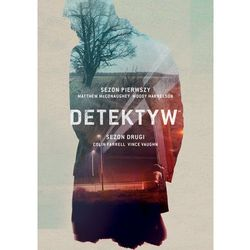 Detektyw, sezon 1 i 2(DVD) - Cary Fukunaga, Justin Lin DARMOWA DOSTAWA KIOSK RUCHU
