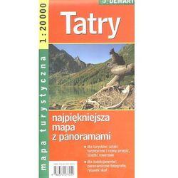 Tatry Mapa Turystyczna (opr. miękka)