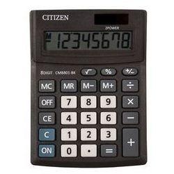 Kalkulator biurowy Citizen CMB801-BK Business Line 8-cyfrowy czarny. Darmowy odbiór w niemal 100 księgarniach!