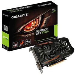 Gigabyte GeForce GTX 1050 Ti OC 4GB GDDR5 128BIT DVI-D/HDMI/DP [GV-N105TOC-4GD]