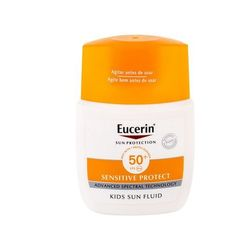 Eucerin Sun Kids Sensitive Protect SPF50+ Sun Fluid