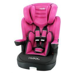 Nania fotelik samochodowy I-Max SP Luxe, 9-36 kg Pink - BEZPŁATNY ODBIÓR: WROCŁAW!