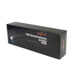 Folia JetWorld Czarny Panasonic KX-FA54 (2 szt.) zamiennik KXFA54E, 2*110 stron