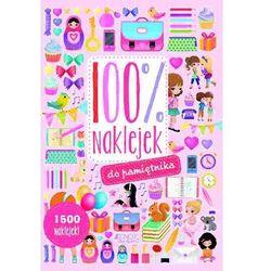 100% naklejek do pamiętnika - Opracowanie zbiorowe (opr. broszurowa)