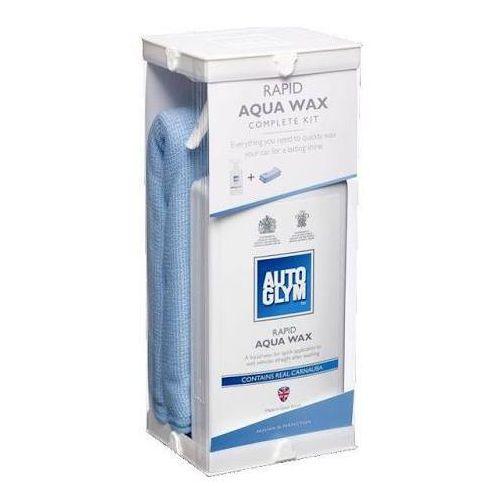 Pasty polerskie do karoserii, Autoglym Aqua Wax Kit rabat 20%