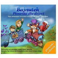 Bajki i piosenki, Różni Wykonawcy - Bajnutek - piosenki dla dzieci (Digipack)
