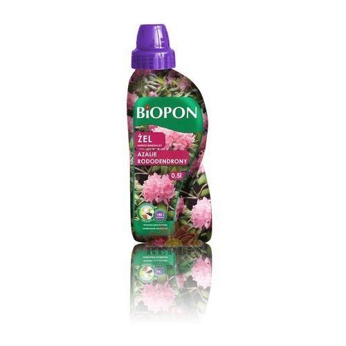 Pielęgnacja felg i opon, ŻEL do rododendronów azalii różanecznik 1l BIOPON