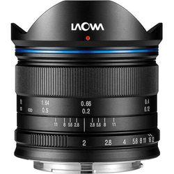 Laowa 7.5mm F2 Standard Micro 4/3 Black