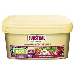 Nawóz organiczny + humus – naturen – 3,5 kg substral