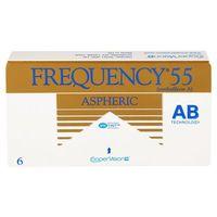 Soczewki kontaktowe, Frequency 55 Aspheric 3 szt.