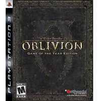 Gry na PS3, The Elder Scrolls 4 Oblivion (PS3)