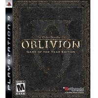 Gry na PlayStation 3, The Elder Scrolls 4 Oblivion (PS3)