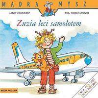 Literatura młodzieżowa, Mądra mysz. zuzia leci samolotem - liane schneider (opr. broszurowa)