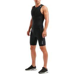 2XU Active Strój triathlonowy Mężczyźni, black/black XL 2020 Pianki do pływania