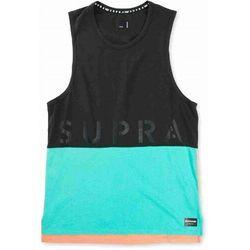 podkoszulka SUPRA - Color Block Tank Ii Black/Electric/Blush (027) rozmiar: L