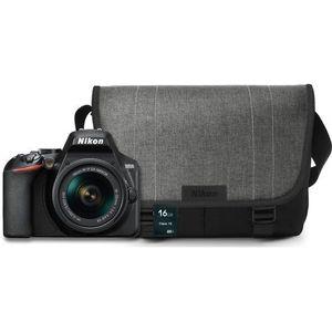 Lustrzanki cyfrowe, Nikon D3500