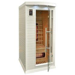 Sauna infrared + koloroterapia DH1 GH White