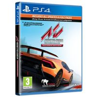 Gry na PlayStation 4, Assetto Corsa (PS4)