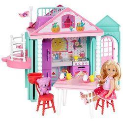 Lalka MATTEL DWJ50 Barbie Domek zabaw Chelsea + DARMOWY TRANSPORT!