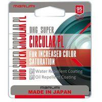 Filtry do obiektywów, Marumi Super DHG Circular PL 95 mm - produkt w magazynie - szybka wysyłka!