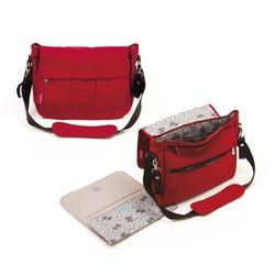 Fisher Price torba pielęgnacyjna czerwona 36 cm
