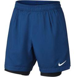 Nike spodenki tenisowe M NKCT DRY SHORT BASELINE RIB L - BEZPŁATNY ODBIÓR: WROCŁAW!