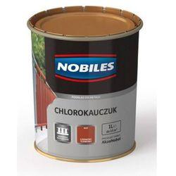 Podkład Nobiles Chlorokauczuk Czerwony tlenkowy 5l.