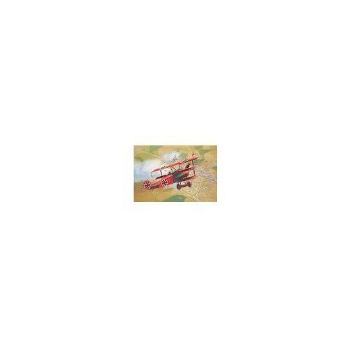 Samoloty dla dzieci, Samolot. fokker dr. 1 triplane