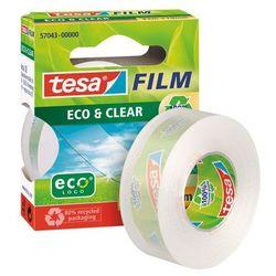 Taśma klejąca Tesa Film Clear 19mmx33m transparentna 57043