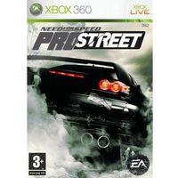 Gry na Xbox 360, Need For Speed ProStreet (Xbox 360)