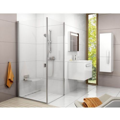 Kabiny prysznicowe, Ravak Chrome 90 x 90 (1QV70C01Z1)