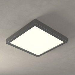 EGLO connect Argolis-C lampa kwadratowa antracyt
