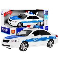 AUTO POLICJA DRZWI POJAZD RADIOWÓZ światło dźwięk WY560A