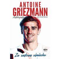 E-booki, Antoine Griezmann. Za zasłoną uśmiechu - Antoine Griezmann, Arnaud Ramsay (EPUB)