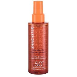 Lancaster Sun Beauty suchy olejek do opalania w sprayu SPF 50 (Full Light Technology) 150 ml